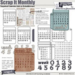 MPE SIM Perpetual Calendar Add On