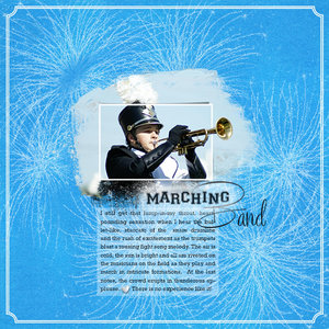 Marching Band WW 1/12
