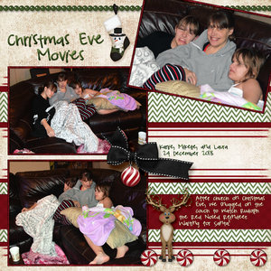 Christmas Eve Movies