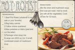 Slow Cooker Post Roast (01.2019 recipe swap)