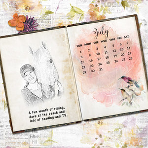 Daughter's July