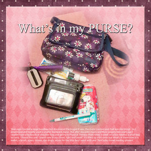 Weekend Challenge 2/9/19: Purse