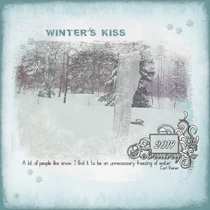 Winter's Kiss NL 2/18