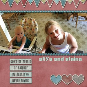 Grow Wings Aliya and Alaina