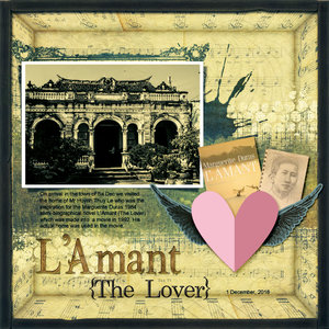 March Madness 2019 #2 - L'Amant