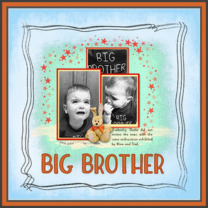 Big Brother  March #1