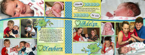 Newborn Adelyn