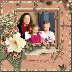 Grandma and the Girls