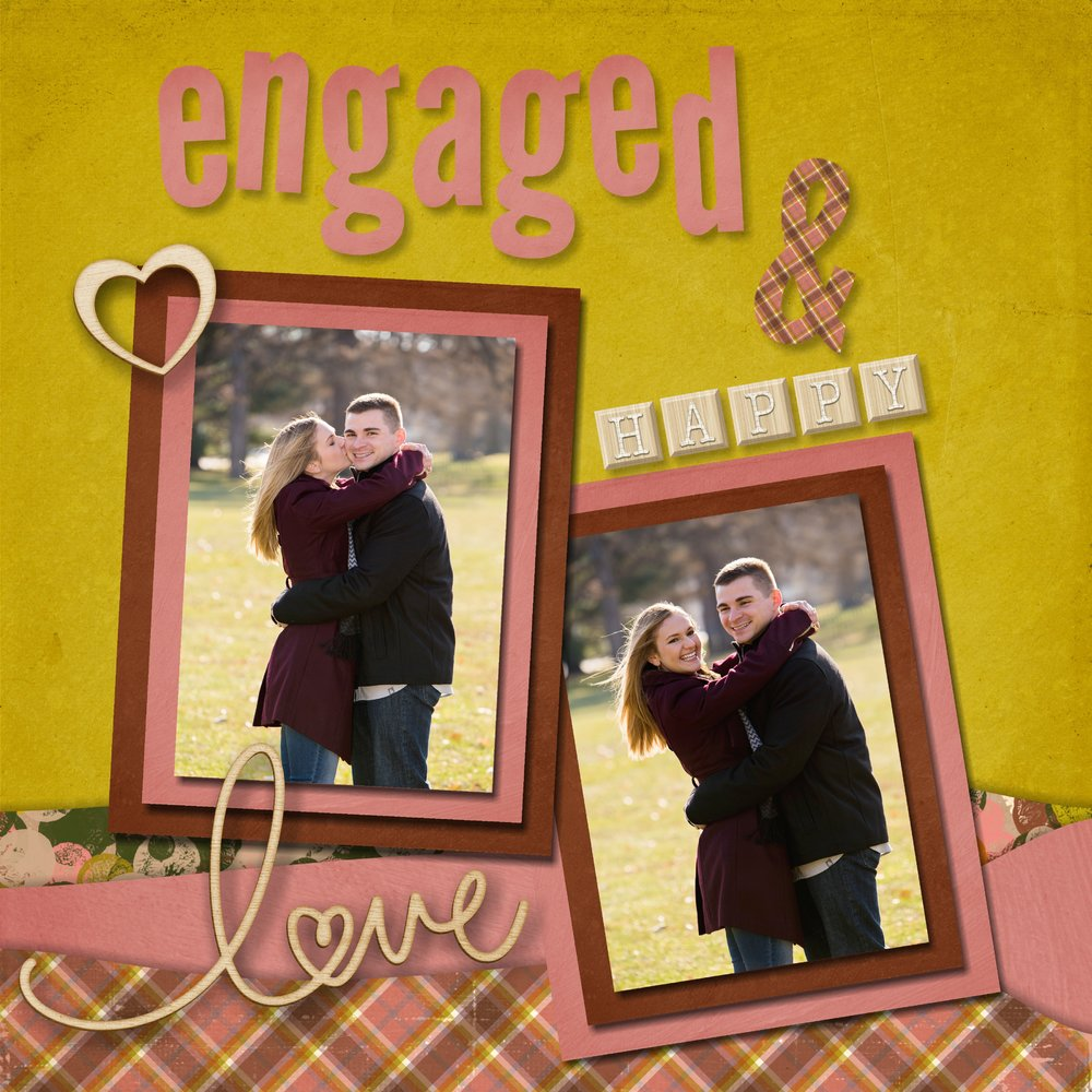 Engaged and Happy