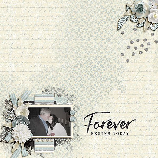 Forever Begins Today