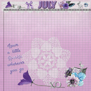 July Monthly Challenge #4: July 2019 Motivators Chart