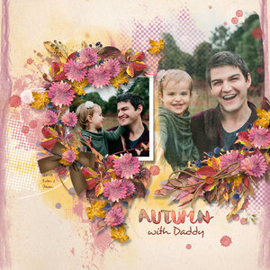 Autumn with Daddy