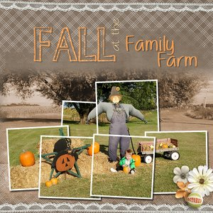 Fall at the Farm