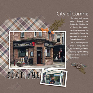 City of Comrie