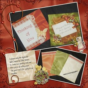 Greeting cards and Writing Paper