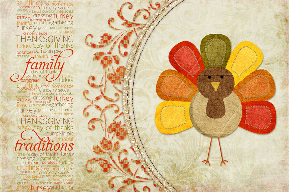 Tuesday Challenge 11/19/19 - Thanksgiving Card