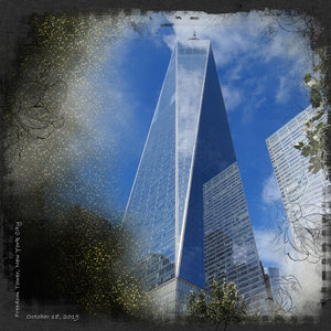 Tuesday Challenge 11/12/19: BW - Freedom Tower JP72