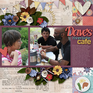 Dave's Riverside Cafe