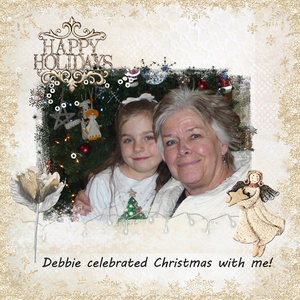 Christmas with Debbie