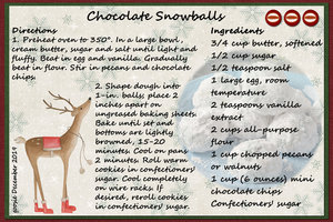 goosie_Chocolate Snowballs