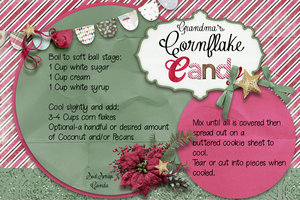 Cornflake Candy-2019 Cookie Swap