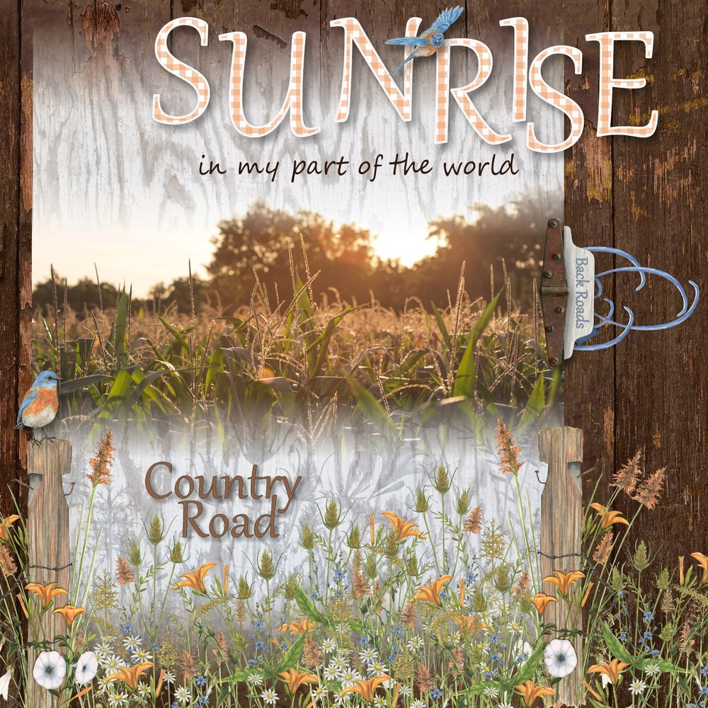 Country Sunrise