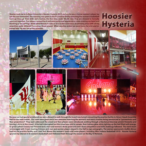 PL 2020 Oct 19 IN Book Hoosier Hysteria 2