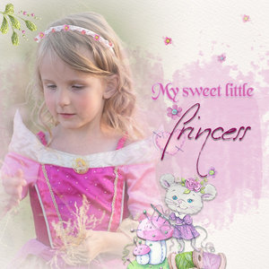 My sweet little princess