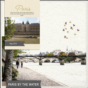 Paris by the Water