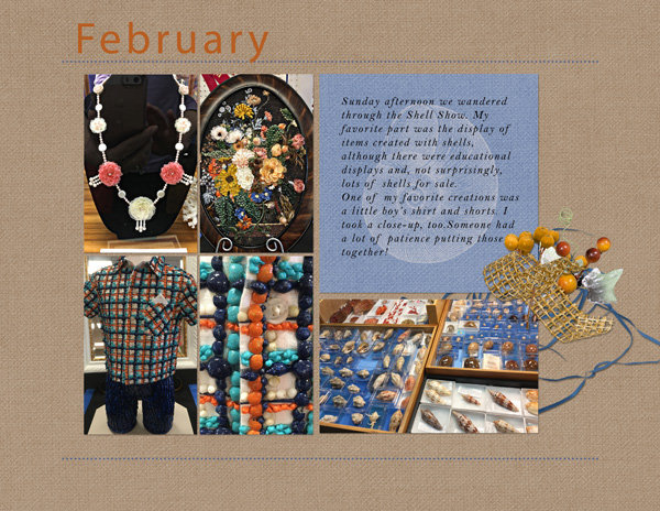 February Project Life - 2