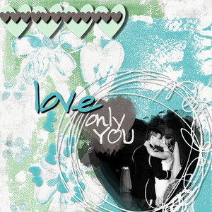 Love Only You Green Blue