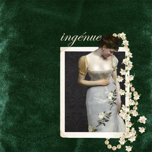 White Space: Ingénue