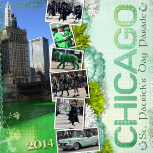 Chicago St Pat Parade