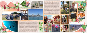 Project Life 2020_Frebruary pg 2 &3