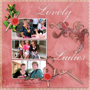 Lovely Ladies revamp