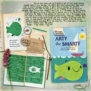 Arty the Smarty