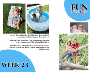 Project life Week 23