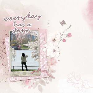 Every Day has a Story