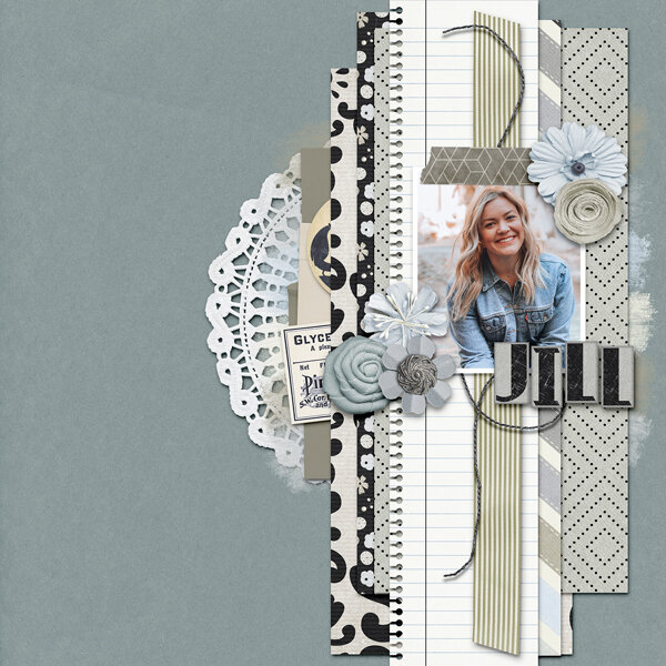 Dear Prudence (sample layout)
