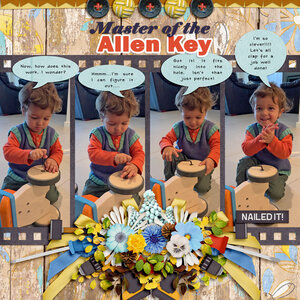 Master of the Allen Key