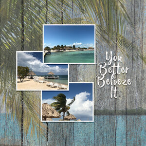 Featuring: Rustic Renditions Paper Template