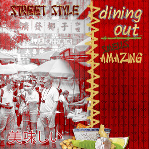 Dining Out Street Style