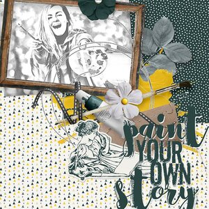 Paint Your Own Story