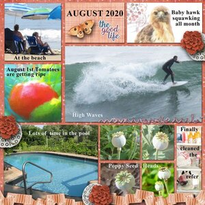 My August