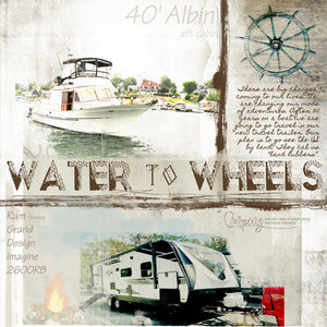 Water-to-Wheels