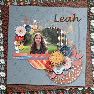 Lovely Leah Gallery Size
