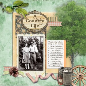 A Country Life