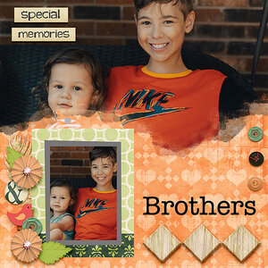 Brothers Gallery Size