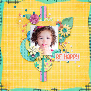 Be Happy Gallery Size
