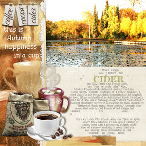 October bingo_cider coffee and cocoa_prompt 20